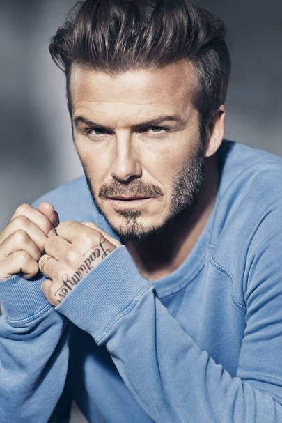 David Beckham For Hm Topless Underwear Campaign Photos Commercial