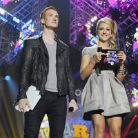 Greg Rutherford & Laura Trott