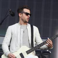 Jared Followill at Radio 1's Big Weekend
