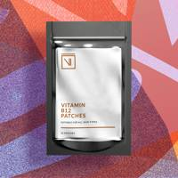 I tried a Vitamin B12 patch to boost my energy and I'll never need a coffee ever again