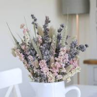 Dried flowers: vintage flowers