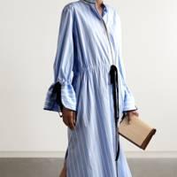 POST-LOCKDOWN SUMMER DRESSES: SHIRT DRESS
