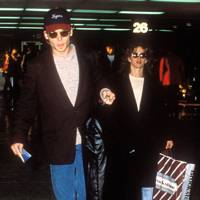 Johnny Depp & Jennifer Grey
