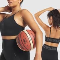 Gymshark Black Friday Sale: the strappy sports bra
