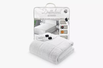 Best electric blanket for a kingsize bed