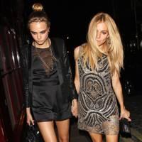 Cara Delevingne & Sienna Miller