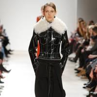Catwalk trend: Shearling coats