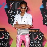 DON'T #19: Willow Smith at the Kids' Choice Awards, March