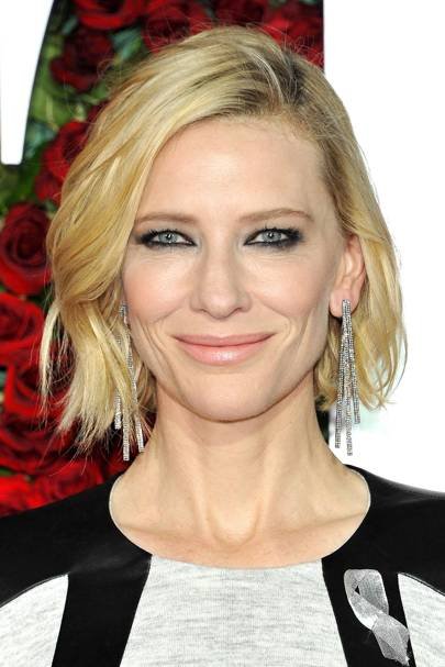 Tony Awards 2016 Best Hair Makeup Celebrity Beauty Glamour Uk