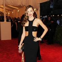 Miranda Kerr at the Met Gala