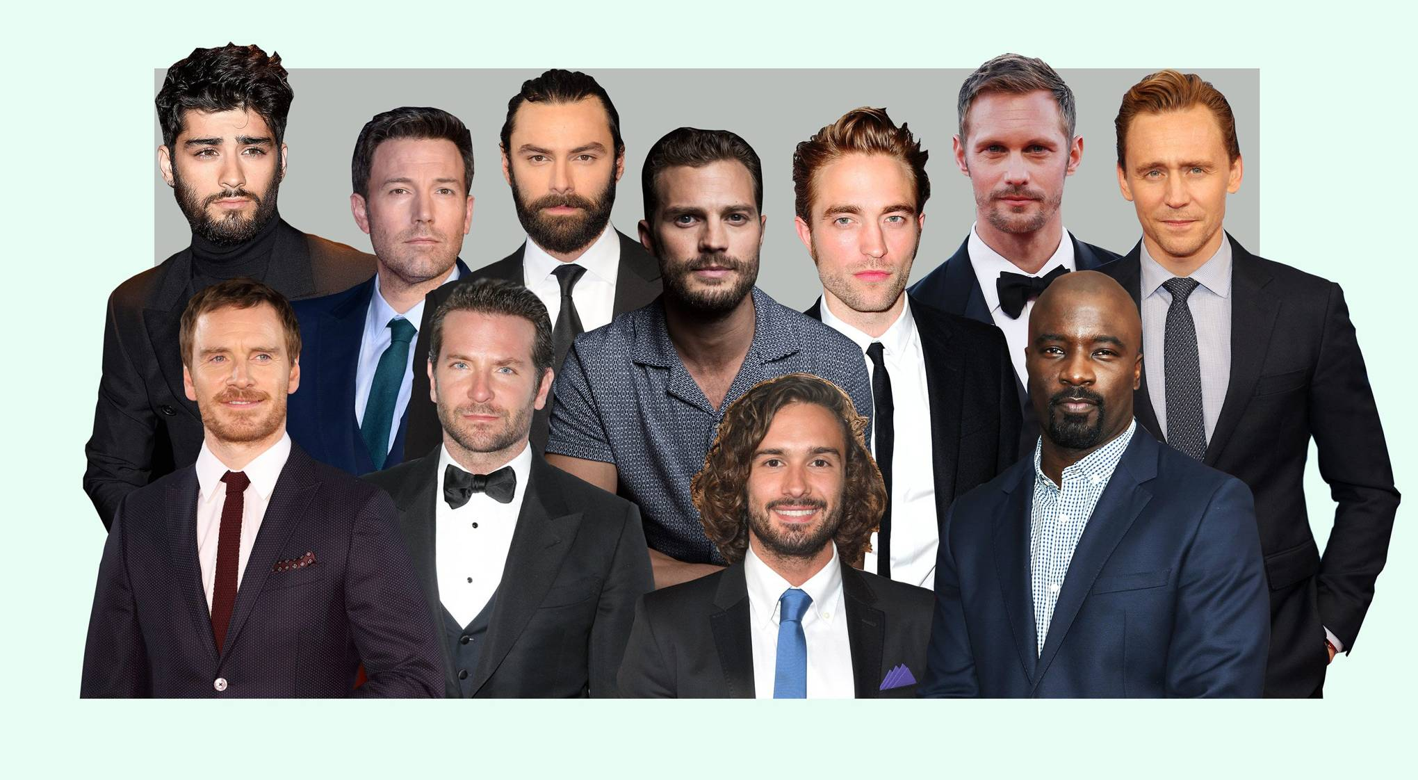 100 Sexy Hot Men 2017 Sexiest Men Results Glamour Uk