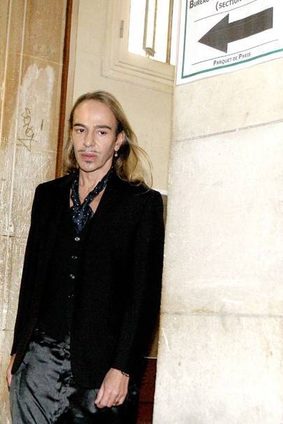 John Galliano scandal