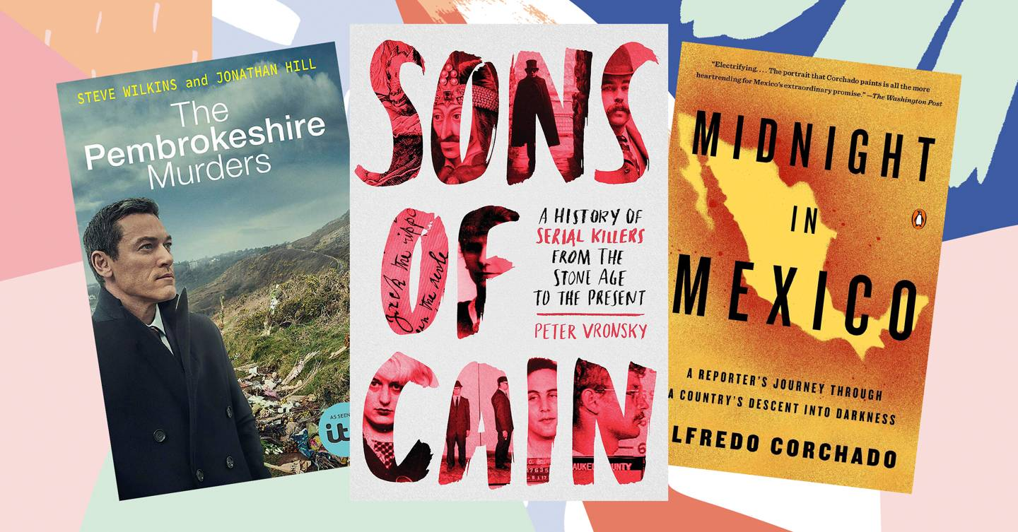 These are the best true crime books for a gripping and gritty read