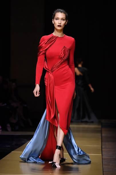 Atelier Versace Haute Couture - autumn winter 2016