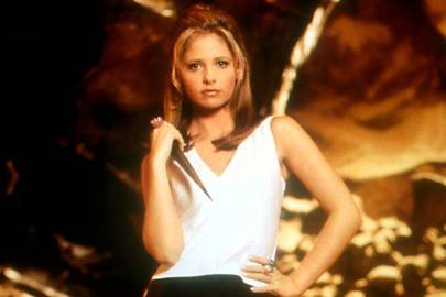 23. Buffy The Vampire Slayer