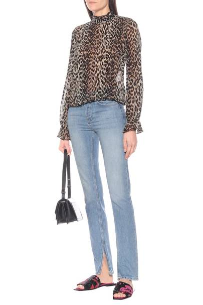 Best leopard print top on sale