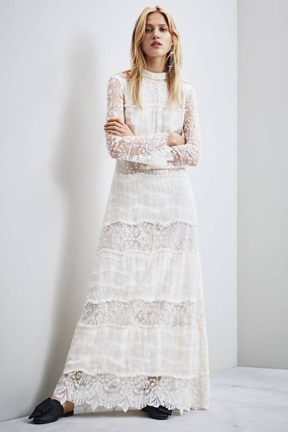 H&M Wedding Dresses in the Conscious Collection - bridal designs ...