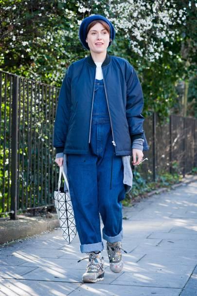 Alessandra Fergola, Sportswear Designer