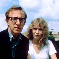 Mia Farrow & Woody Allen