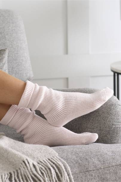Valentine's Day gifts for her: the cashmere socks