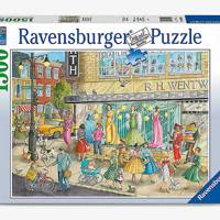 Best jigsaw puzzles for adults: for the vintage fashionista