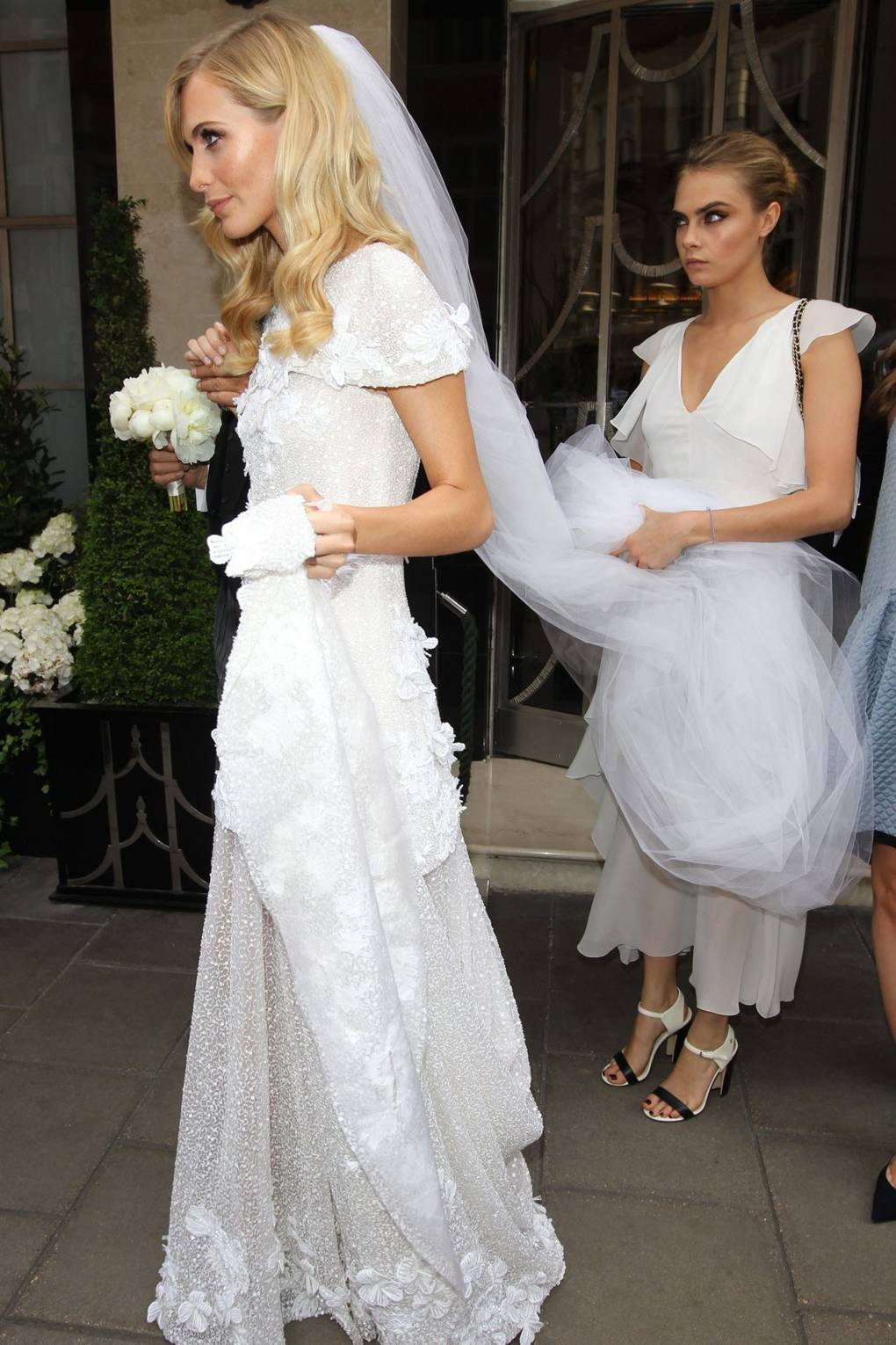 Celebrity Bridesmaids Dresses & Maid of Honour Pictures | Glamour UK