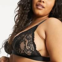 Best plus size lingerie sets: ASOS Design