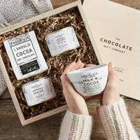 Best Hot Chocolate Gifts: the hamper