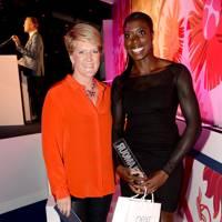 Sportswoman of the Year Christine Ohuruogu