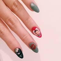 50 Shades Nails