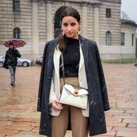 Greta Arienti, Stylist and Blogger, Milan