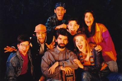 56. Are You Afraid of the Dark? 1990-1996