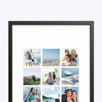 Thoughtful Personalised Gifts For Her: the personalised collage
