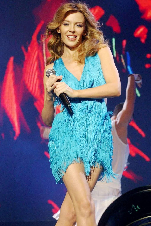 Kylie Minogue V Dannii Minogue Style Wars: celebrity fashion ...