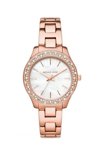 Best designer watches - sparkling rose gold