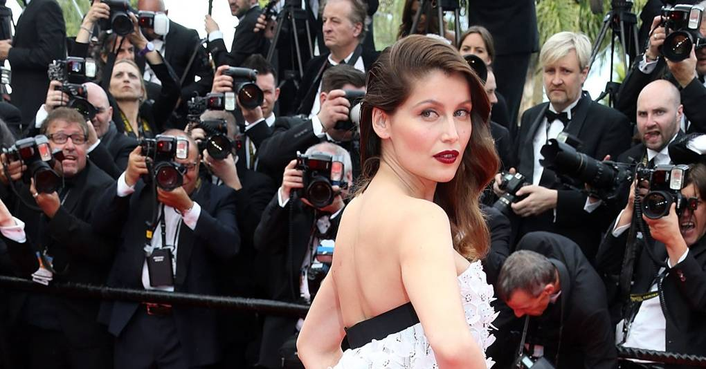 2a7dbe91ca2 Laetitia Casta model actress Cointreau ambassador interview Victorias Secret