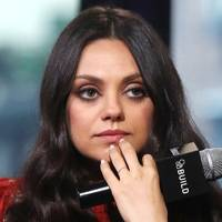 Mila's wedding ring is from Etsy