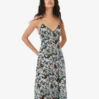 Best Slip Dresses of Summer 2021 - Cross-Over Back