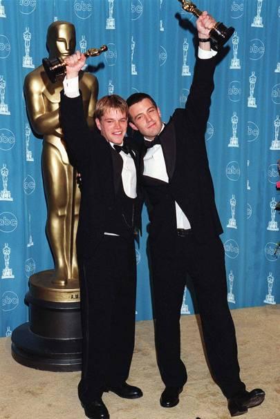 Matt Damon (with Ben Affleck) - 1998