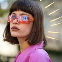 Controversial Instagram Haircut Bob With Extensions Glamour Uk