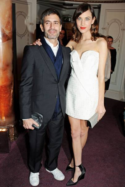 Alexa Chung & Marc Jacobs