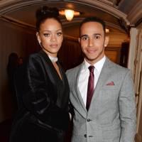 Rihanna & Lewis Hamilton
