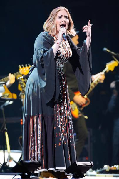 14. Adele