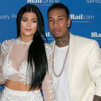 April: Kylie Jenner and Tyga
