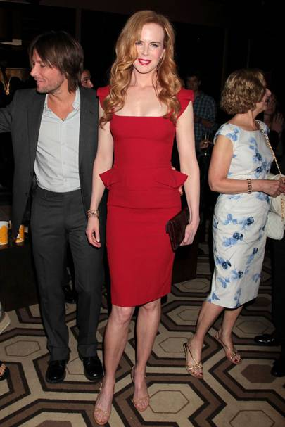 5ft 11in: Nicole Kidman