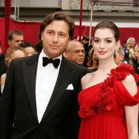 Anne Hathaway and Raffaello Follieri