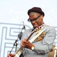 Labrinth performs at Barclaycard Wireless Festival 2012