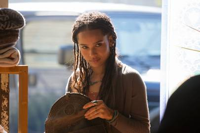 "Bonnie - played by [link url=""http://www.glamourmagazine.co.uk/person/zoe-kravitz/""]Zoe Kravitz[/link]"