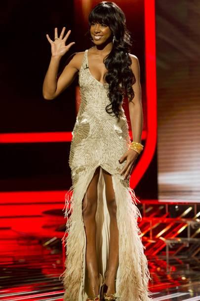 Week 1, Sunday - Kelly Rowland