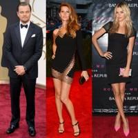 Leonardo DiCaprio: Leggy Blondes